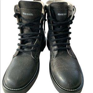 🔥🔥Diesel D-THROUPER' ANKLE BOOTS size 7,5 US🔥🔥